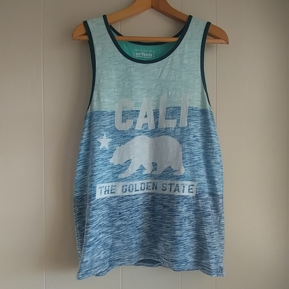urban pipeline Other - Urban Pipeline Cali The Golden State Tank Size M